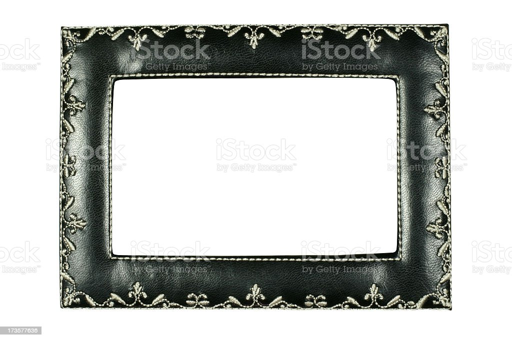 Elegant Picture Frame royalty-free stock photo