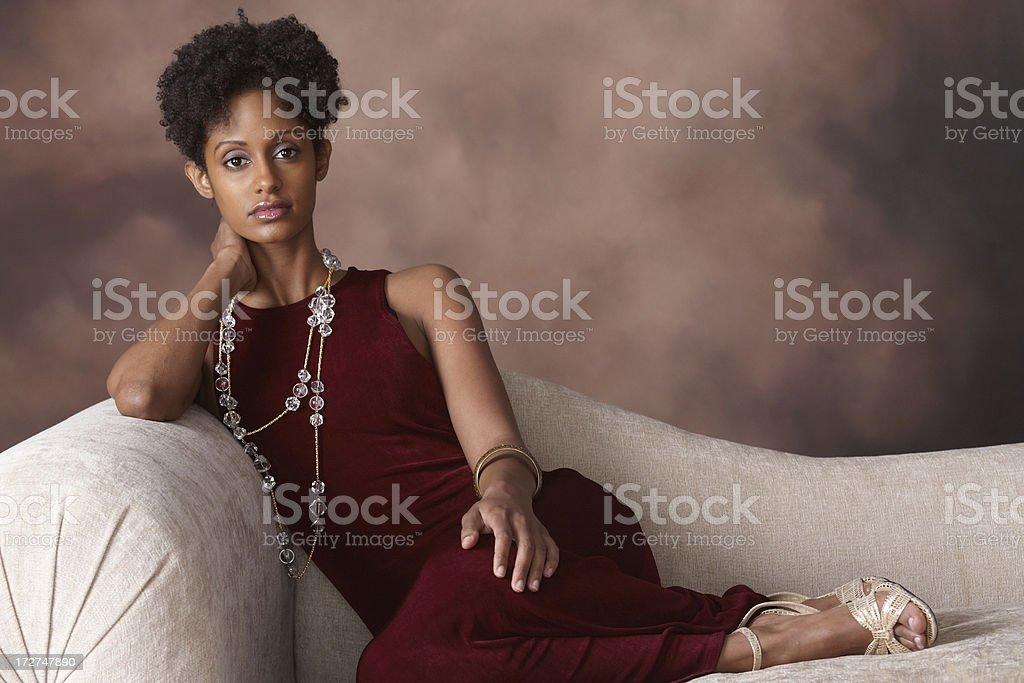Elegant royalty-free stock photo