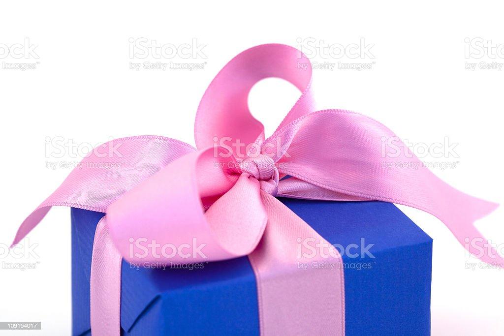 elegant present royalty-free stock photo