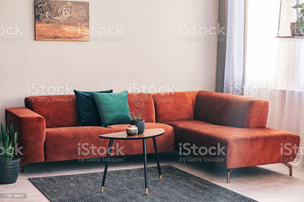 Groovy Elegant Small Wooden Coffee Table With Lowers In Front Of Alphanode Cool Chair Designs And Ideas Alphanodeonline