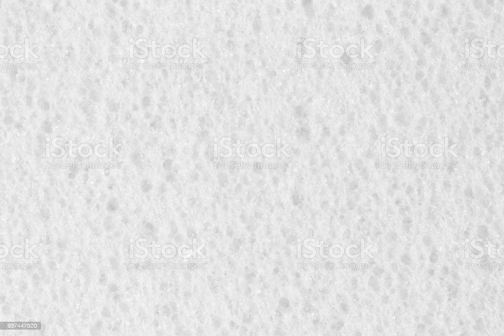 Elegant White Ethylene Vinyl Acetate Foam Texture Stock