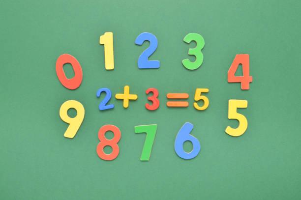 Elementary Mathematics stock photo