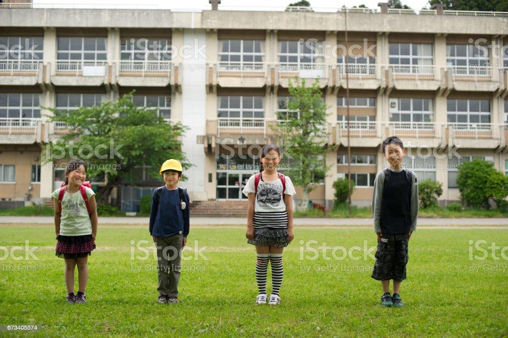 小学生 ストックフォト