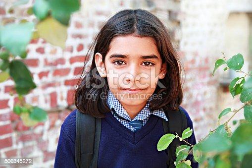 istock Elementary Student Portrait 506345272