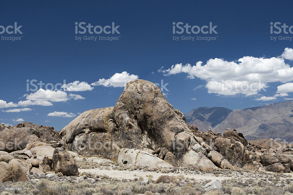 Elephant rock formation royalty-free stock photo