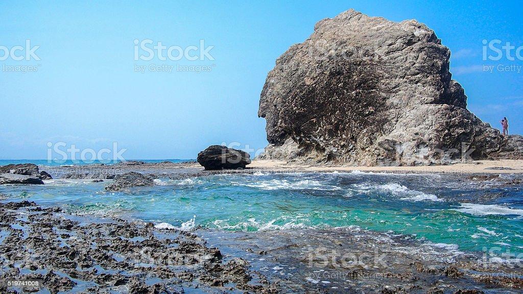 Elephant rock, Gold Coast, Australien – Foto