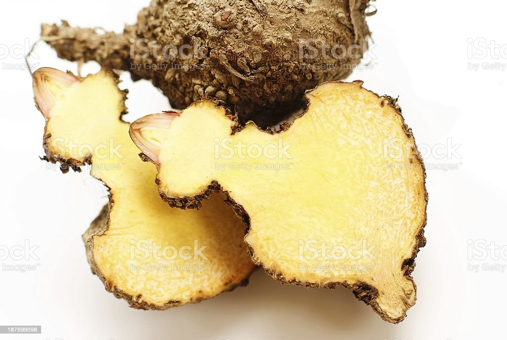 elephant yam stanley s watertub konjac stock photo more pictures