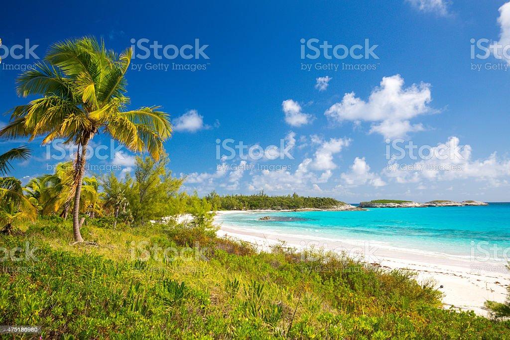Eleuthera, Bahamas stock photo