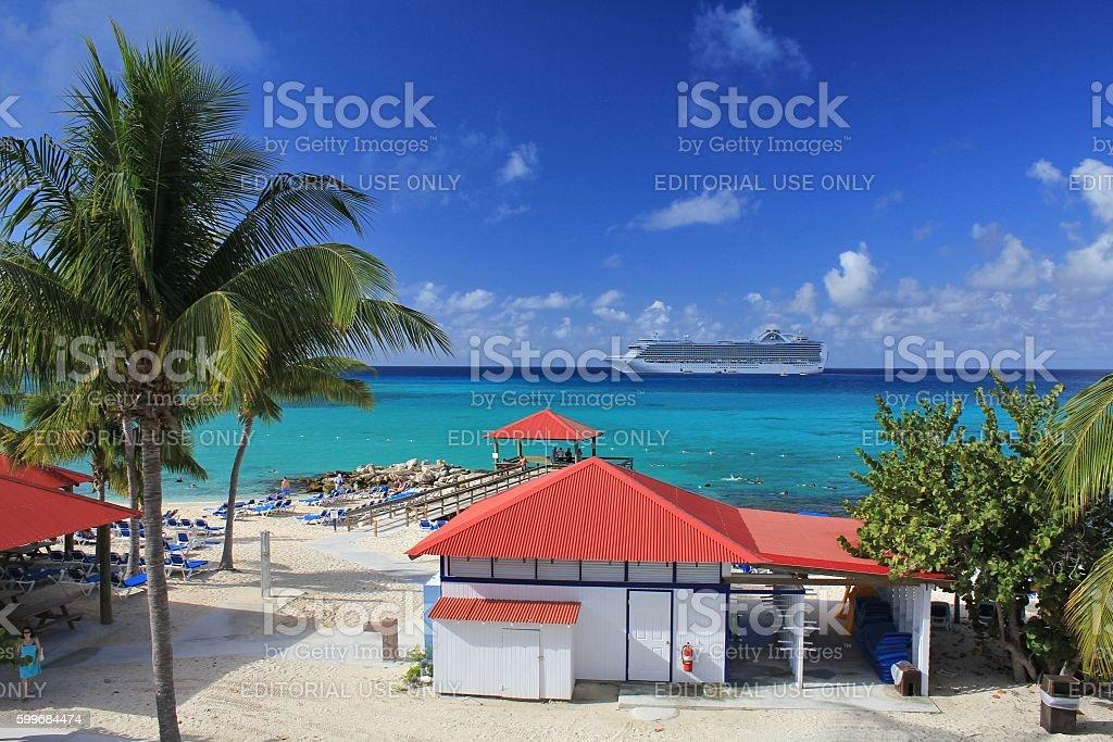 Eleuthera Bahamas stock photo