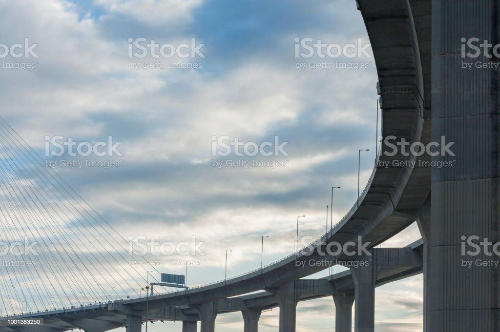 elevated highway – Foto