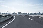 Bridge - Built Structure, Traffic, Highway, Built Structure, Multiple Lane Highway