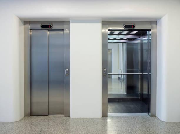 Aufzug Tür – Foto