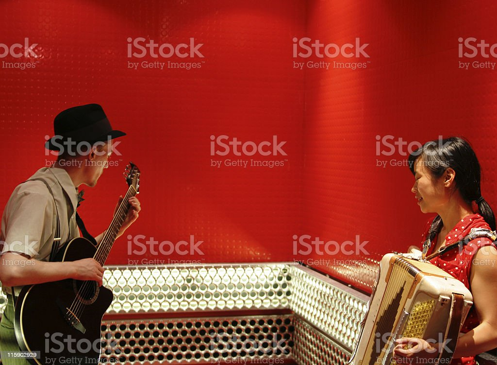 Elevator Music Stock Photo & More Pictures of Accordion - Instrument