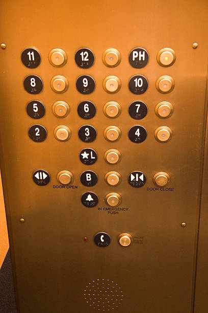 royalty free elevator control panel pictures images and stock
