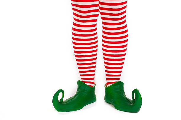 elf's legs - peri hayali karakter stok fotoğraflar ve resimler
