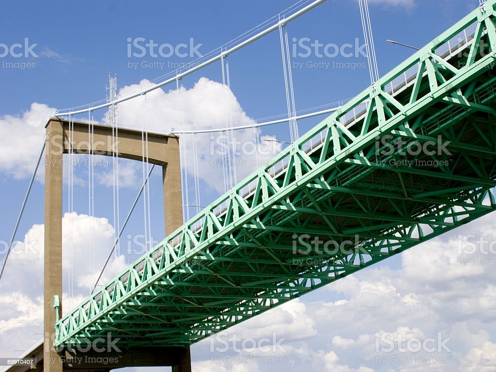 Elfsborgsbron royalty-free stock photo