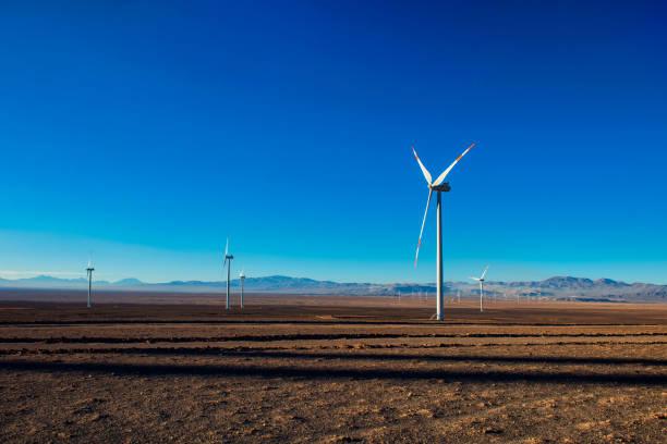 Eólic-Energie-Windenergie-Erneuerbare Energien-Nachhaltigkeit-alternative Energiequellen – Foto