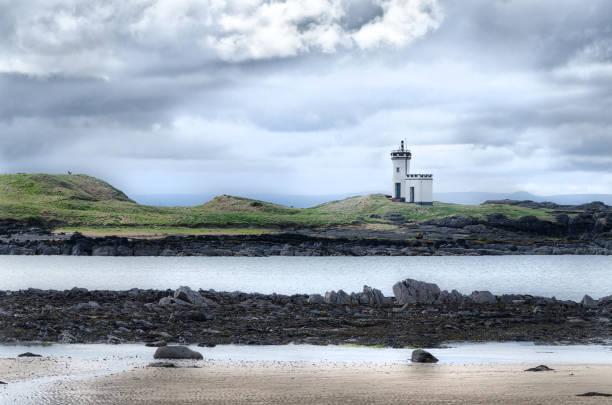 Elie Ness Lighthouse, Fife Coastal Path, Schottland – Foto