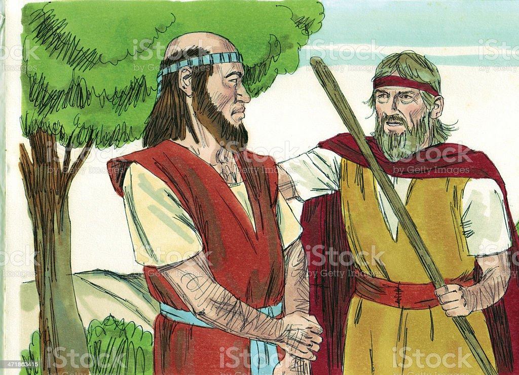 elijah and elisha What is the story of elijah and elisha why did elijah choose elisha to be his successor.