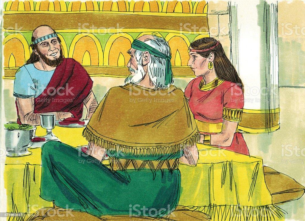 Elisha And Shunammite Woman
