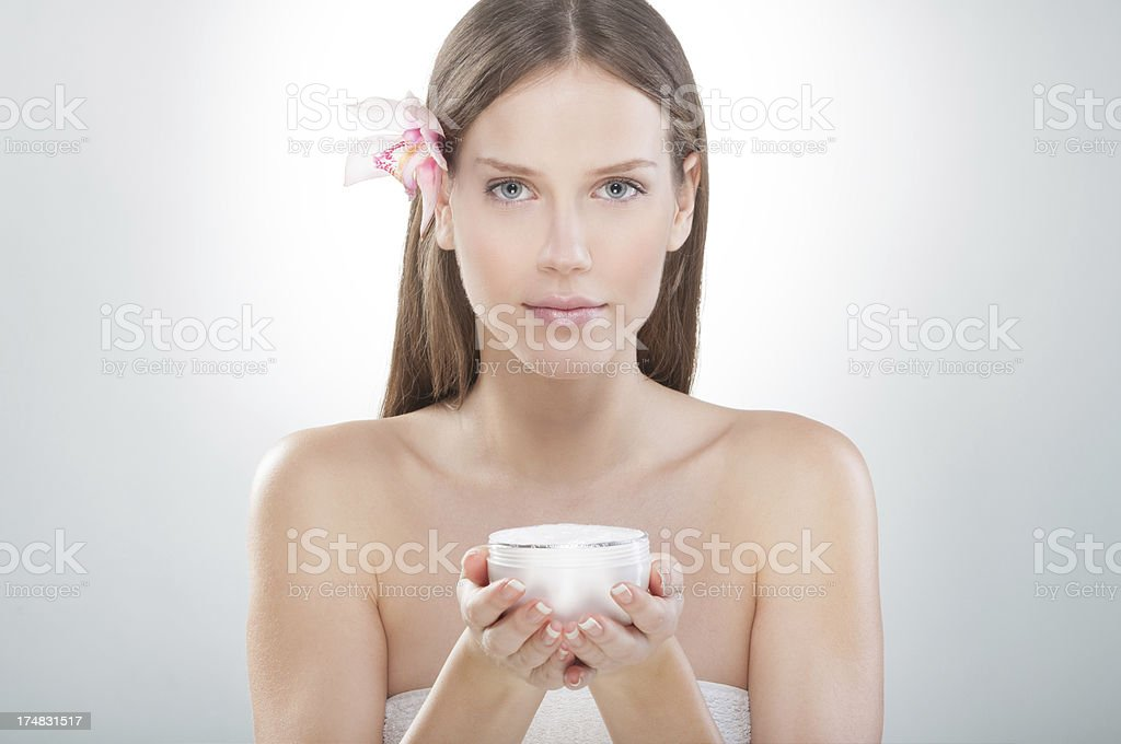 Elixir of youth stock photo