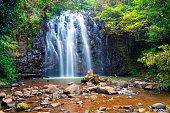Ellinjaa Falls, Atherton Tablelands, Queensland, Australia