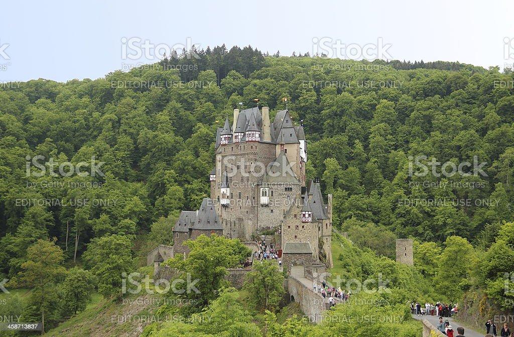Eltz Castle (Burg Eltz), Germany. royalty-free stock photo