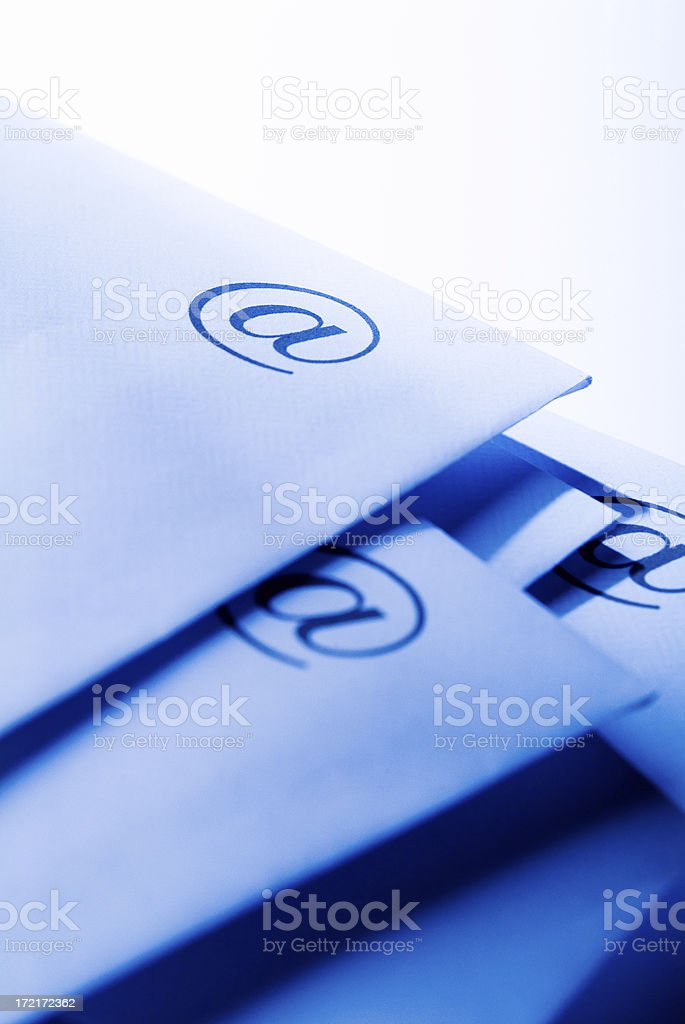 Email for You royalty-free stock photo