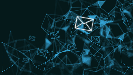 Email marketing online message network security internet