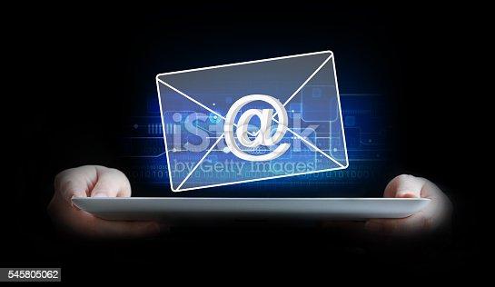 545576042 istock photo Email marketing 545805062