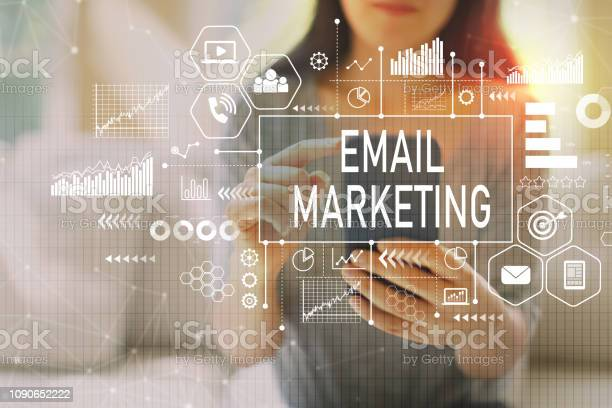 Email marketing with woman using a smartphone picture id1090652222?b=1&k=6&m=1090652222&s=612x612&h=zoc1lw2slor0wrqmn3gkfyg0yjnxox9avvx6gyrxleo=