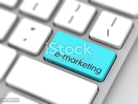 Computer Keyboard : E-marketing