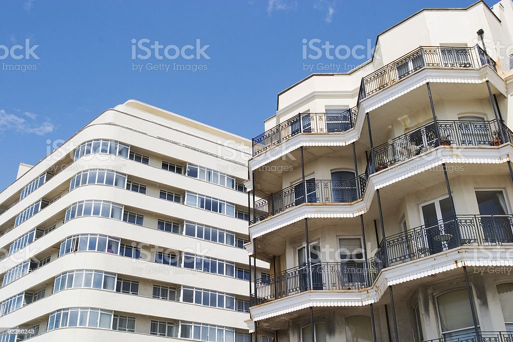 Embassy Court 1 royalty-free stock photo