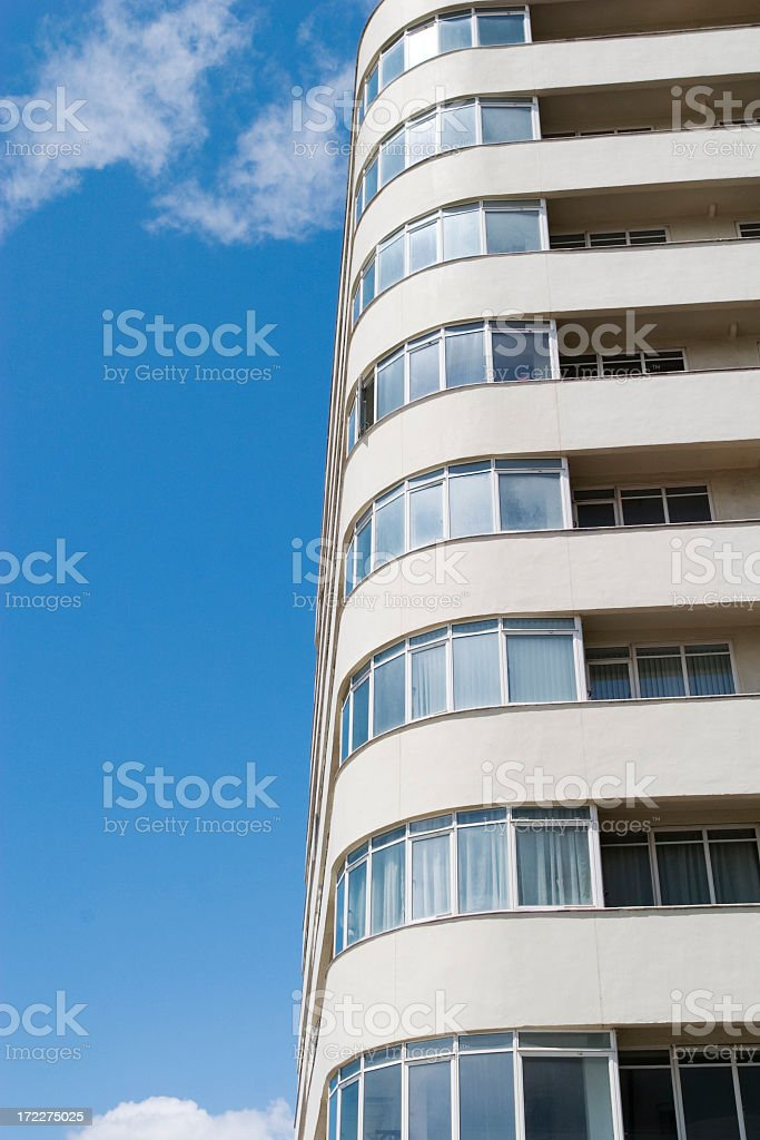 Embassy Court 7 royalty-free stock photo