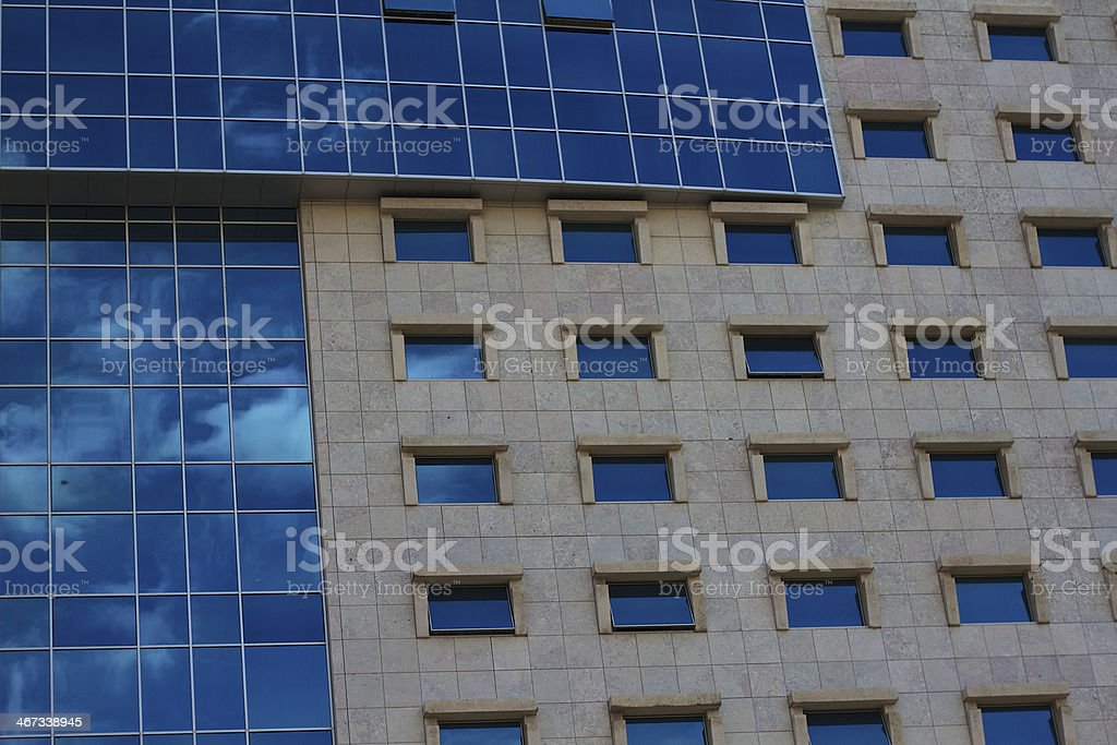embedded glass royalty-free stock photo
