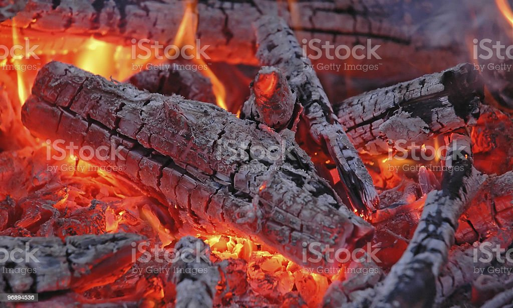 Embers #2 royalty-free stock photo