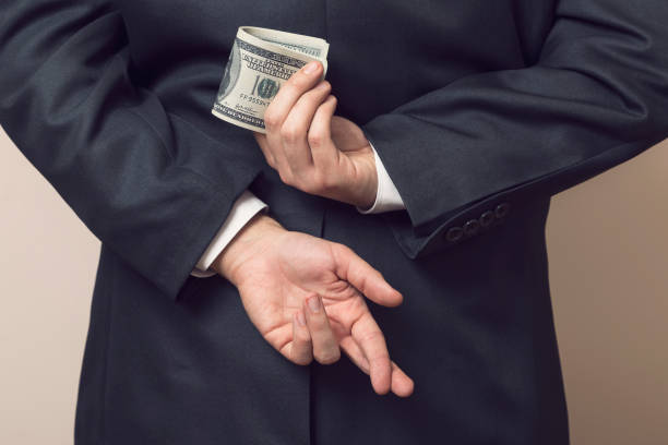 embezzlement - politician stock photos and pictures