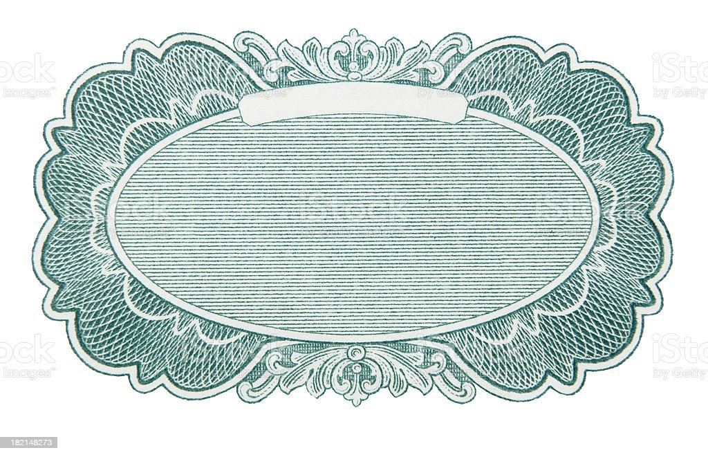 Emblem royalty-free stock photo