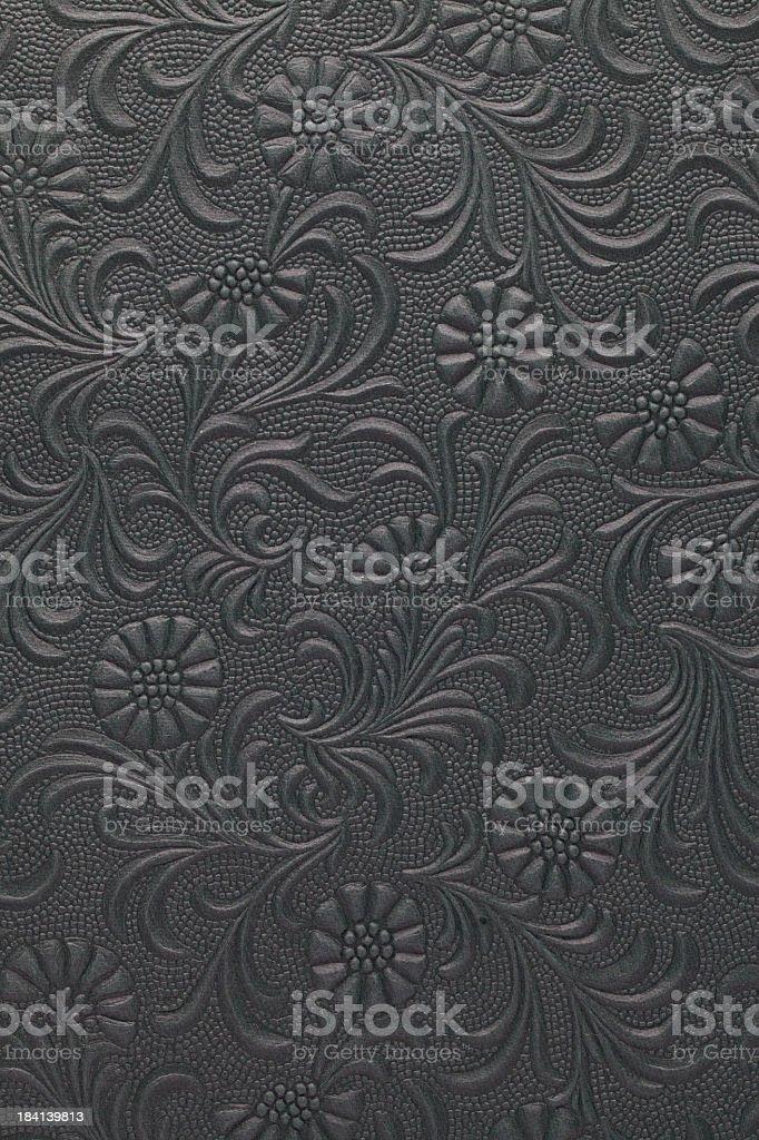 Embossed Paper stock photo