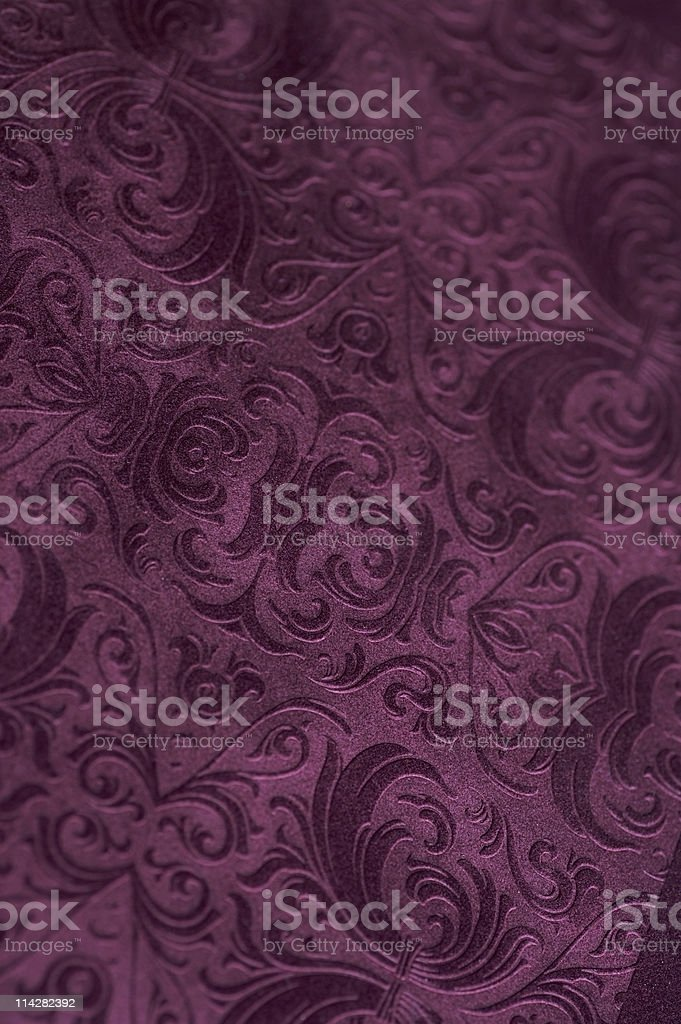 Embossing... stock photo