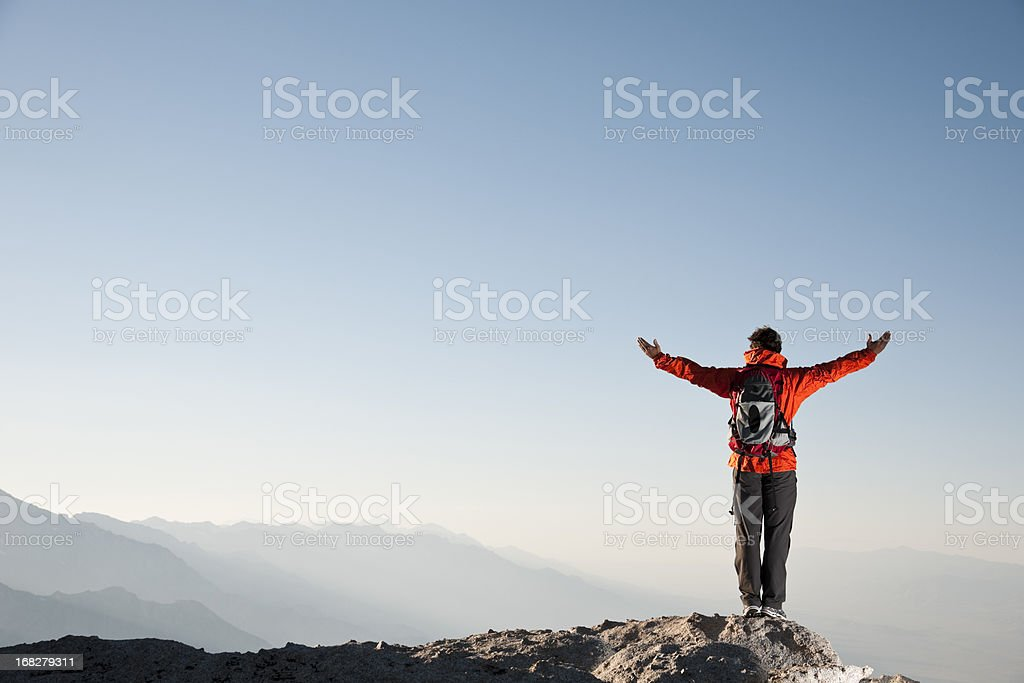embrace royalty-free stock photo