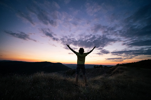 Embrace The Universe Relax And Go Back To Nature Solo Traveler Ws Of A  Cheerful Man