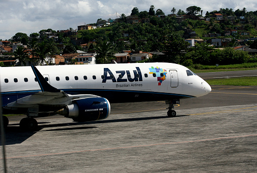 Embraer 190 of Azul Linhas Aereas