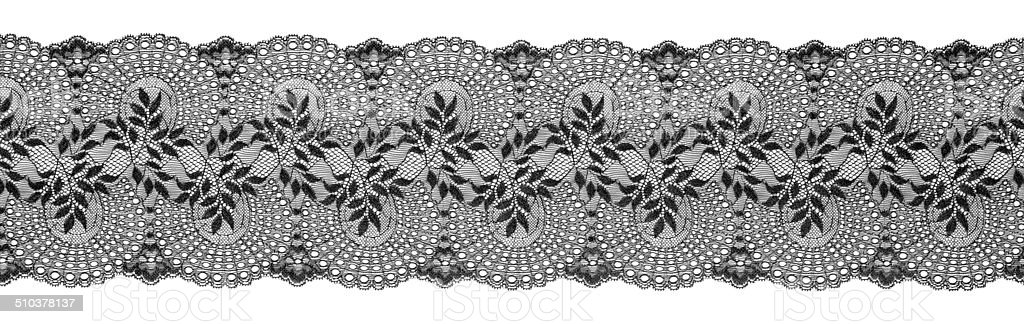 Embroidered Lace Trim Ribbon Needlework Border Embroidly Fabric