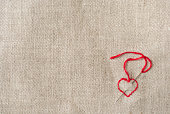 istock embroidered red heart 478570007