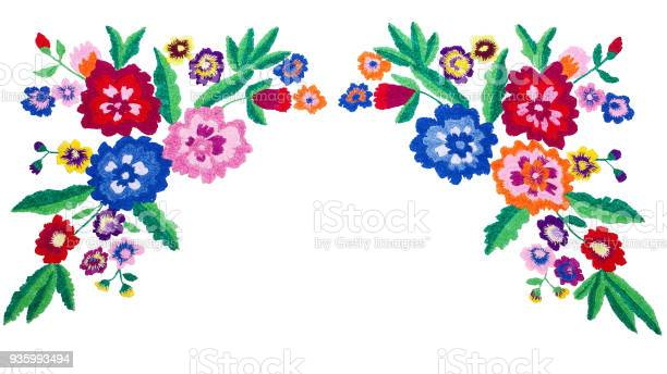 Embroidery bouquet flowers isolated on white background picture id935993494?b=1&k=6&m=935993494&s=612x612&h=zprcy8mihuasm6rv3mvakvsff0a zr0g3m3g0eaxn5k=