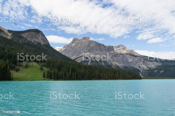 Emerald Lake Stock Photo - Download Image Now