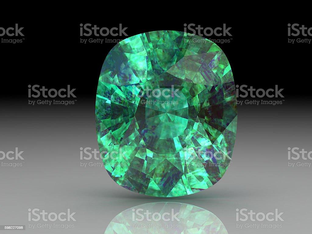 emerald foto royalty-free