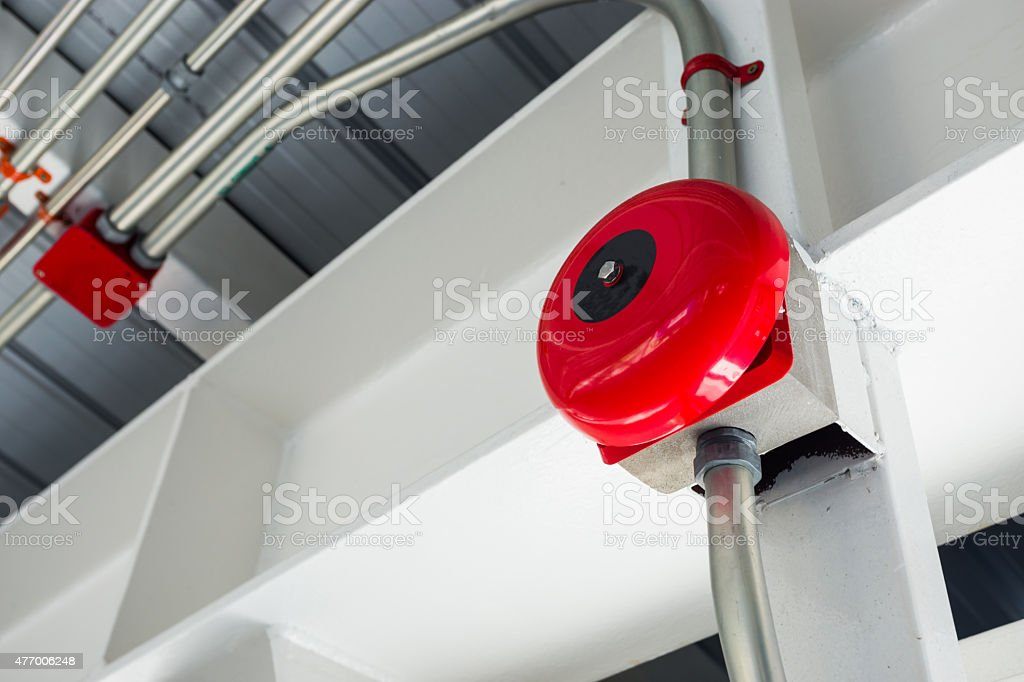 emergency buzze stock photo