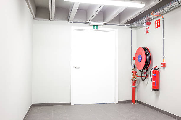 Notausgang Tür – Foto